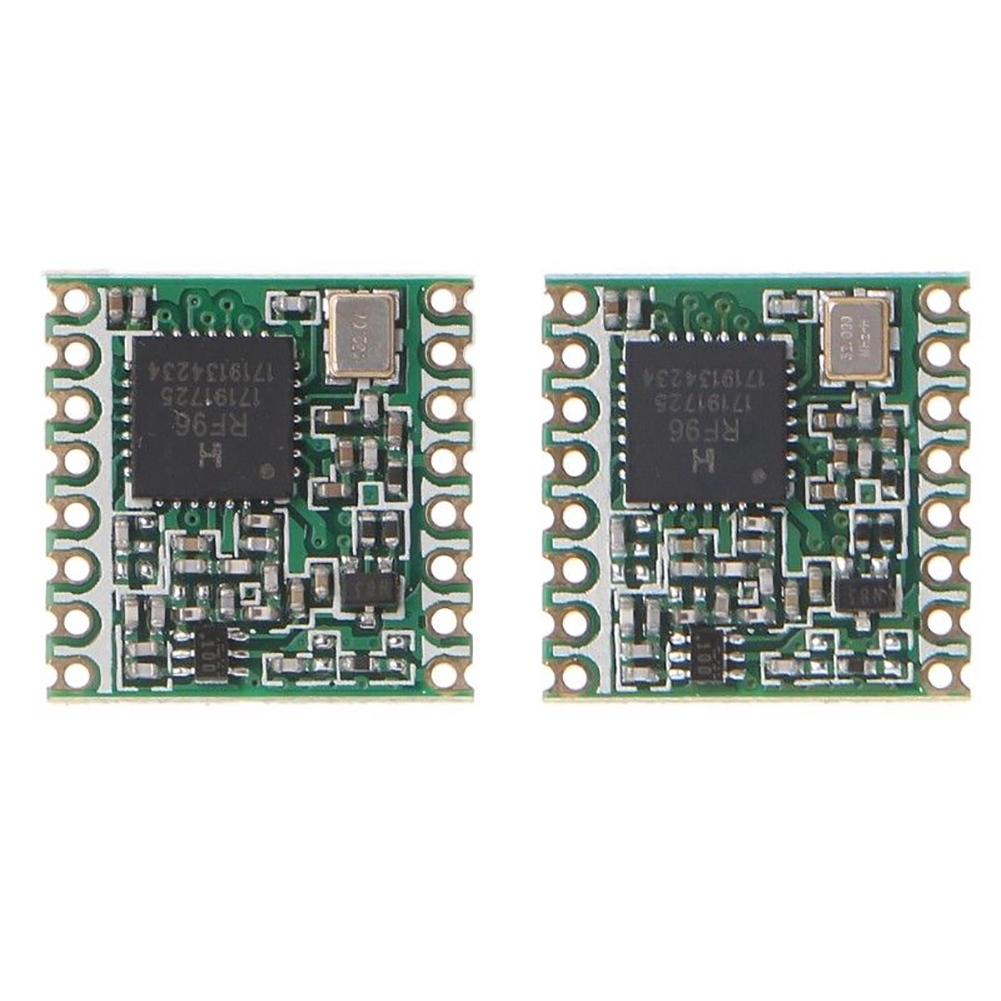 RFM95W 96W 915mhz 433mhz Transceiver Module Terminals Accessories Practical Spread Wireless 868MHZ Durable Electronic