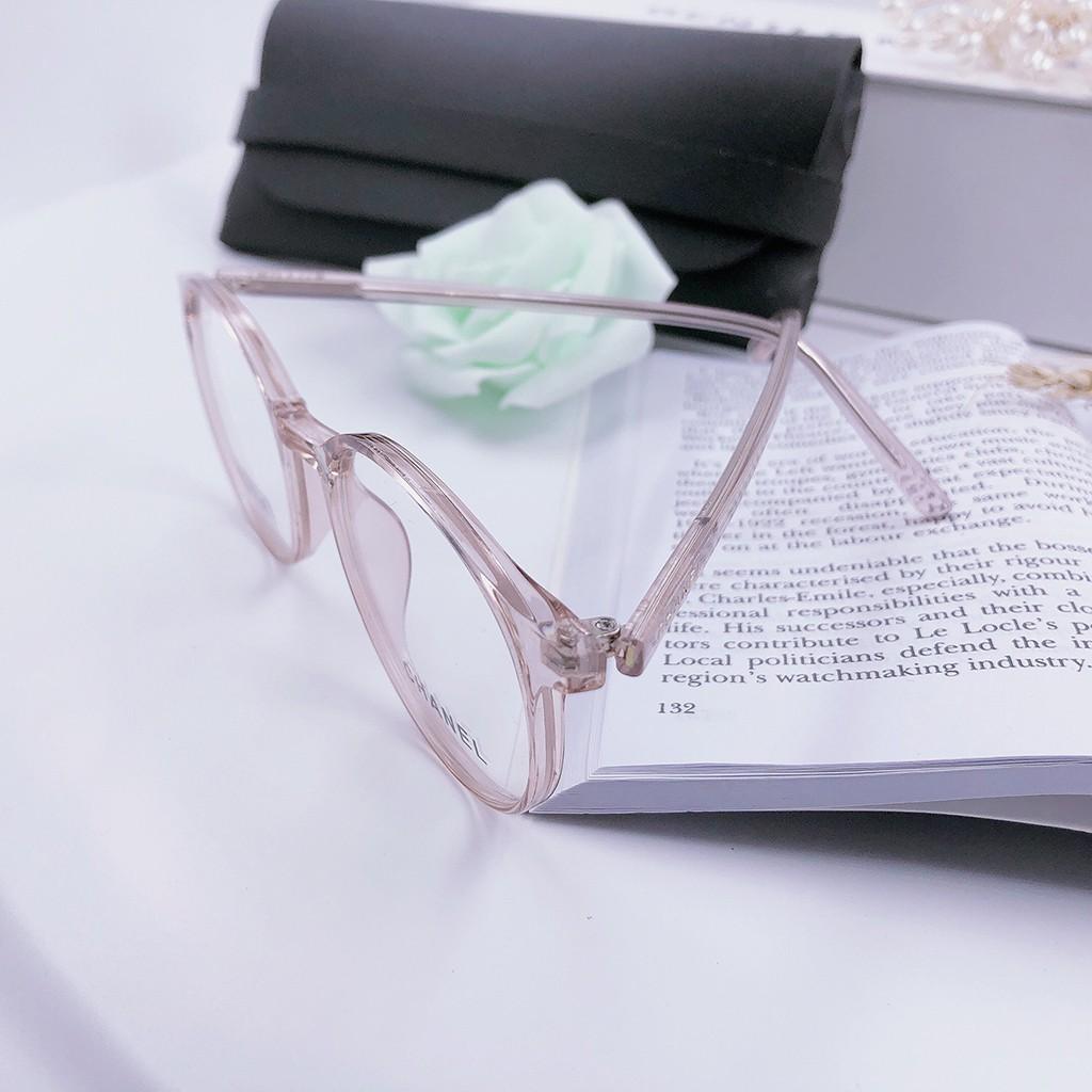 Gọng Kính Nhựa Dẻo Hợp Kim Sơn Tĩnh Điện Hàn Quốc - Gọng kính cận nam nữ cao cấp MS152