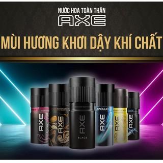 [Đủ mùi - Chính hãng] Xịt khử mùi Axe chai 150ml thumbnail