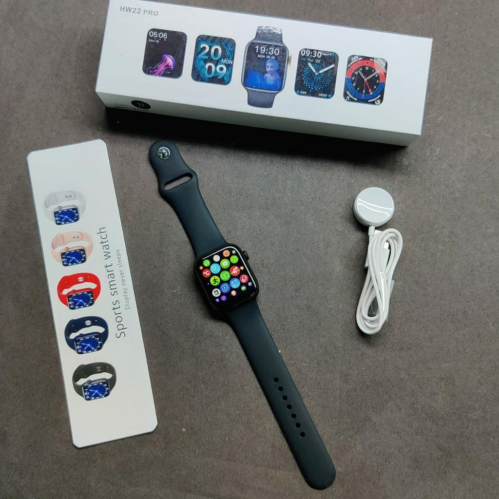Đồng Hồ Thông Minh HW22 Pro Smartwatch Pro SR6 Thiết Kế M26 Plus/Watch 6 Pro/HW22 Plus Chống Nước Giá Rẻ Nhất
