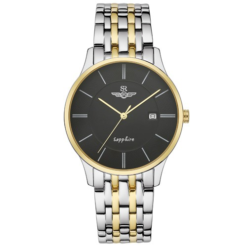 Đồng hồ nam SRWATCH SG1073.1201TE đen