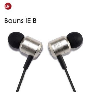 Tai nghe nhét trong bằng kim loại cao cấp Venture Electronics Bonus IE