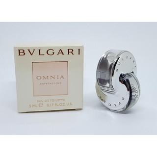 Nước hoa Nữ BVL Omnia Crystalline EDT 5ml thumbnail