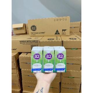 Tách lẻ 1 hộp Sữa A2 nguyên kem dạng nước 200ml - Hàng Úc thumbnail