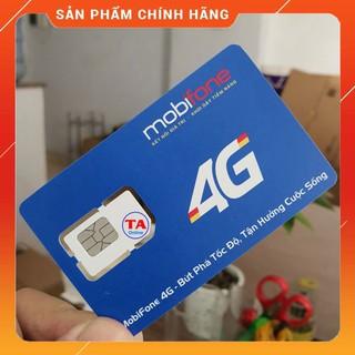 [NHÀ CỦA MAI] Sim 3G/4G Mobifone Không Giới Hạn Dung Lượng Tốc Độ Cao Trọn Gói 1 Năm