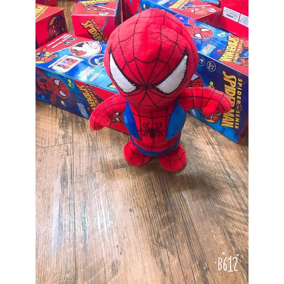 SPIDER-MAN NHẠI TIẾNG