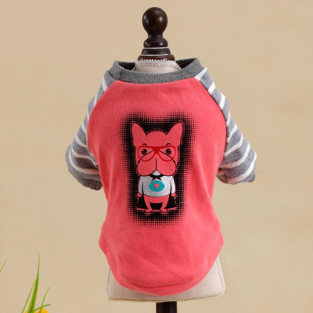 ^SD^ Dog Clothes Winter Warm Pet Dog Jacket Coat Puppy Clothing Dogs GYP6-B008