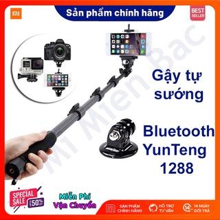[Clear Kho] Gậy Tự Sướng Bluetooth YunTeng 1288 Gậy Chụp Hình Cao Cấp YunTeng Siêu Dài, Rất Chắc Chắn Tương thích thumbnail