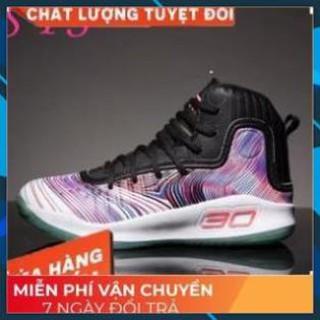 NEW- Chất – ẢNH THẬT Giày bóng rổ curry 4 . RẺ VÔ ĐỊCH XCv ۶ ^