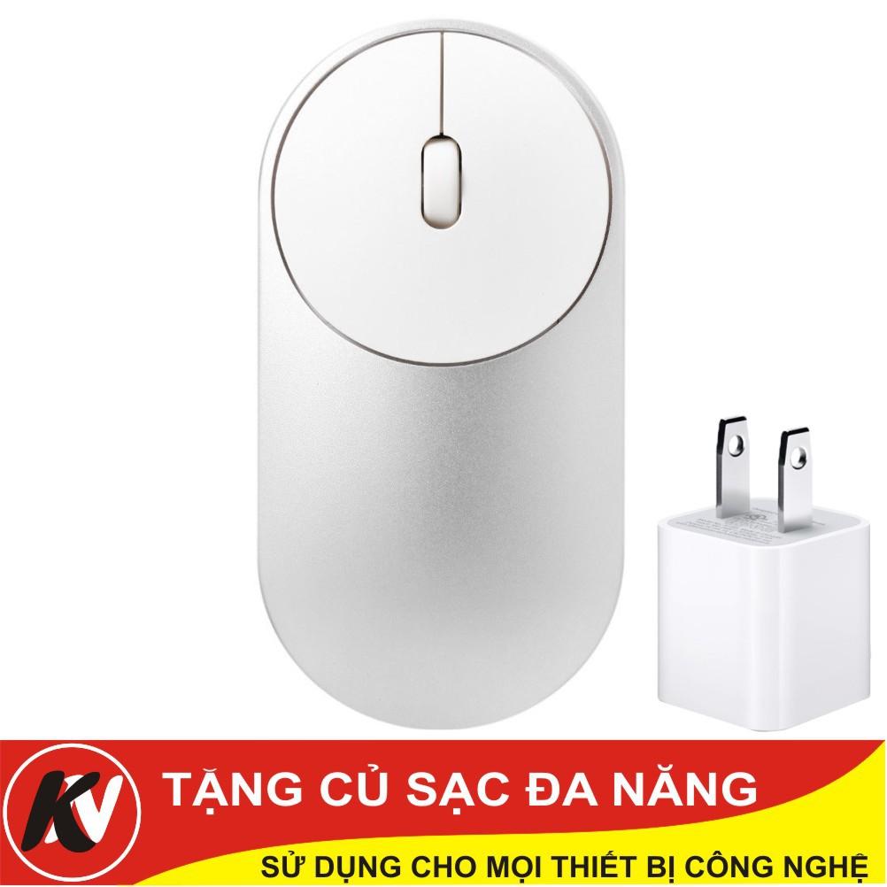 Combo Chuột không dây bluetooth Xiaomi Mi Mouse, MiMouse (Bạc) - Hàng chính hãng + Củ sạc đa năng - 3413989 , 1243677557 , 322_1243677557 , 650000 , Combo-Chuot-khong-day-bluetooth-Xiaomi-Mi-Mouse-MiMouse-Bac-Hang-chinh-hang-Cu-sac-da-nang-322_1243677557 , shopee.vn , Combo Chuột không dây bluetooth Xiaomi Mi Mouse, MiMouse (Bạc) - Hàng chính hãng