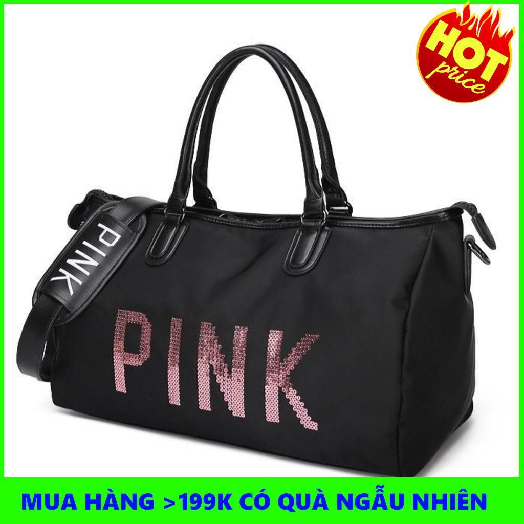 [ Giá Rẻ Nhất ]  Túi du lịch Pink cỡ to - 13833387 , 2186271802 , 322_2186271802 , 188485 , -Gia-Re-Nhat-Tui-du-lich-Pink-co-to-322_2186271802 , shopee.vn , [ Giá Rẻ Nhất ]  Túi du lịch Pink cỡ to