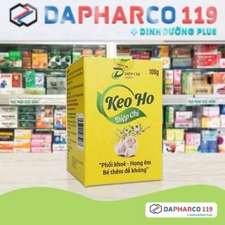 Keo ho cho bé Diệp Chi phổi khỏe họng êm bé thêm đề kháng - DINHDUONGPLUS DD91 1 thumbnail