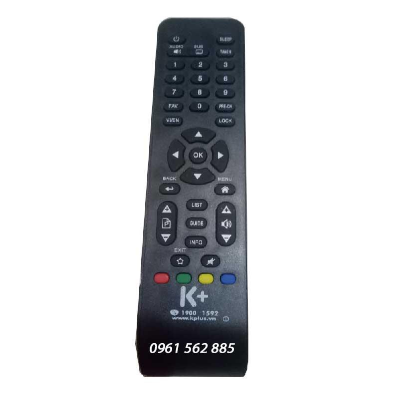 Điều khiển đầu thu K+ 19001592 chính hãng