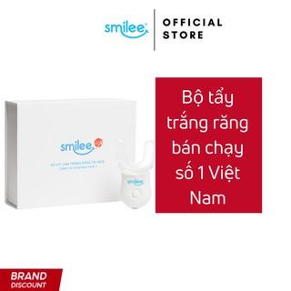 Máy tẩy trắng răng Smilee làm trắng răng nhanh không ê buốt, an toàn cho sức khoẻ, hàng nhập khẩu USA