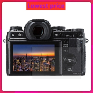 Clear LCD Tempered Glass Cover Film Suitable For Fuji XT1/XT2/XA3 Camera