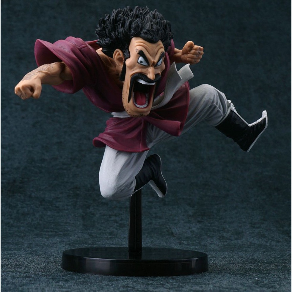 Dragon Ball Z Action Figure Mr.Satan BIG Zoukei Tenkaichi