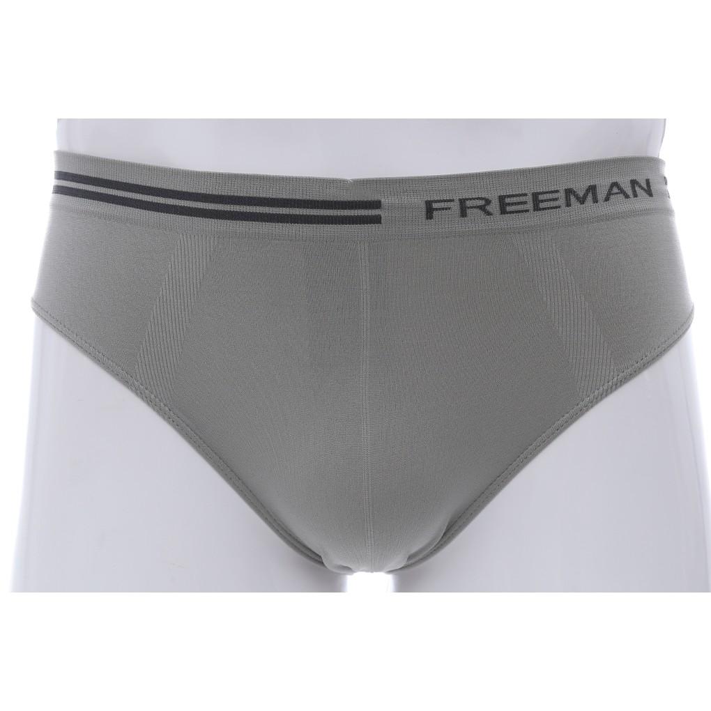 COMBO 3 QUẦN LÓT DỆT NAM FREEMAN - quần lót nam cao cấp