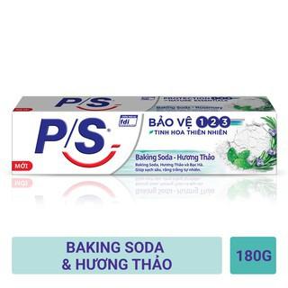 kem đánh răng PS 123 Banking Soda – Hương Thảo 180G