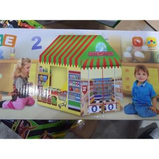 Lều bóng siêu thị mini
