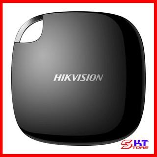 Ổ Cứng Di Động SSD Hikvision HS-ESSD T100I 120GB / 240GB / 480GB Chuẩn USB 3.1 - Hàng Chính Hãng