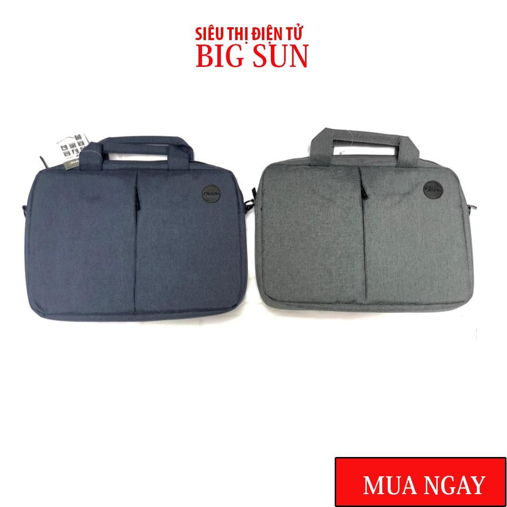 Túi chống sốc - Cặp chống sốc cho laptop, macbook LEOTIVA T46 - TÚI ĐỰNG LAPTOP 15.6 INCH