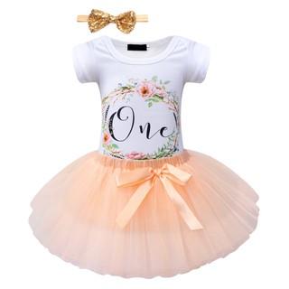 Giáng sinh Trẻ em mùa hè châu Âu và Mỹ tay ngắn + váy trẻ em + phụ kiện Quần áo bé gái Gió ngọt