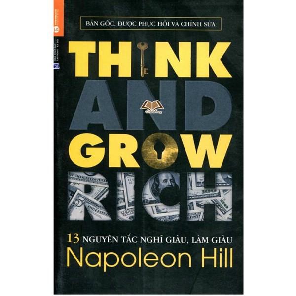 Sách - Think And Grow Rich-13 Nguyên Tắc Nghĩ Giàu Làm Giàu
