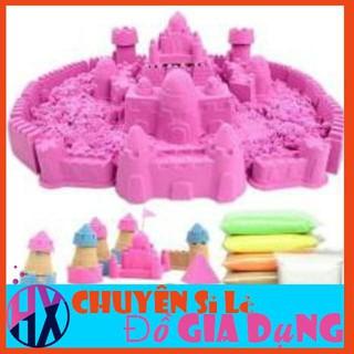 [GIÁ SỐC] Bộ đồ chơi tạo hình cát động lực cho bé – SIÊU CHẤT LƯỢNG