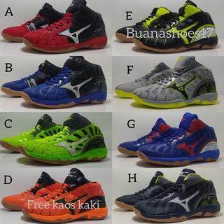 Giày bóng chuyền Mizuno Thunder Blade 2 Volleyball thời trang năng động thumbnail