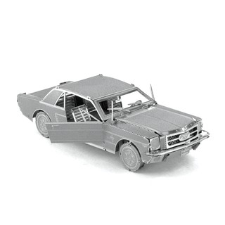 Mô hình lắp ghép 3D kim loại Ford mustang 1965 – M9