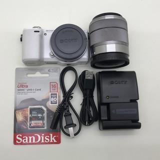 Máy ảnh Sony nex 5R kèm lens 16-50 tích hợp wifi GIẢM GIÁ SALE