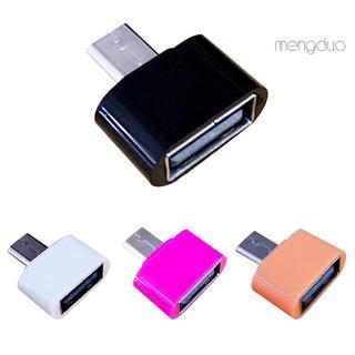 Đầu Chuyển Đổi Micro Usb 2.0 Otg Cho Điện Thoại Android thumbnail
