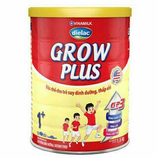 Sữa bột Dielac Grow Plus 1+/ 1,5kg (Date 9/2020)
