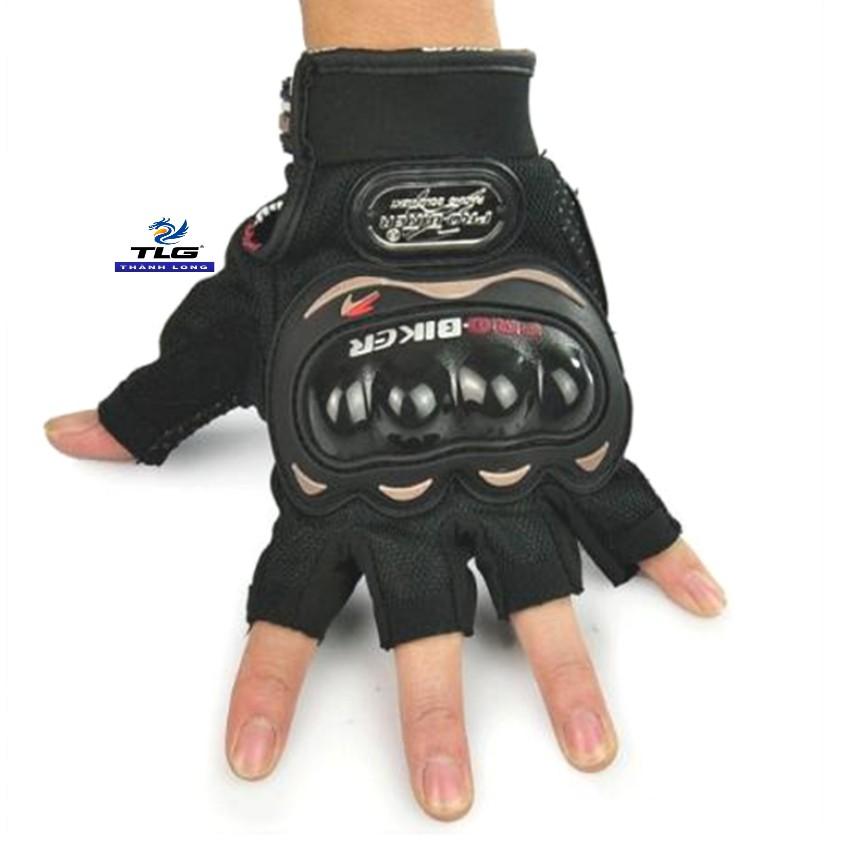 Găng tay hở ngón PRO Biker HQ 206374