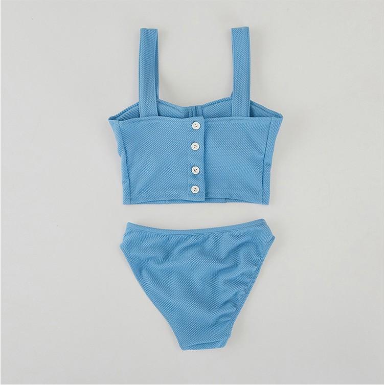 Bộ Đồ Bơi Đi Tắm Biển Nữ Bikini 2 Mảnh (Set Áo Bra Và Quần Lót) 1847 - NAM CONY