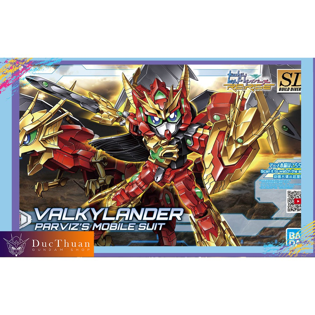 SD Gundam Valkylander RE:Rise