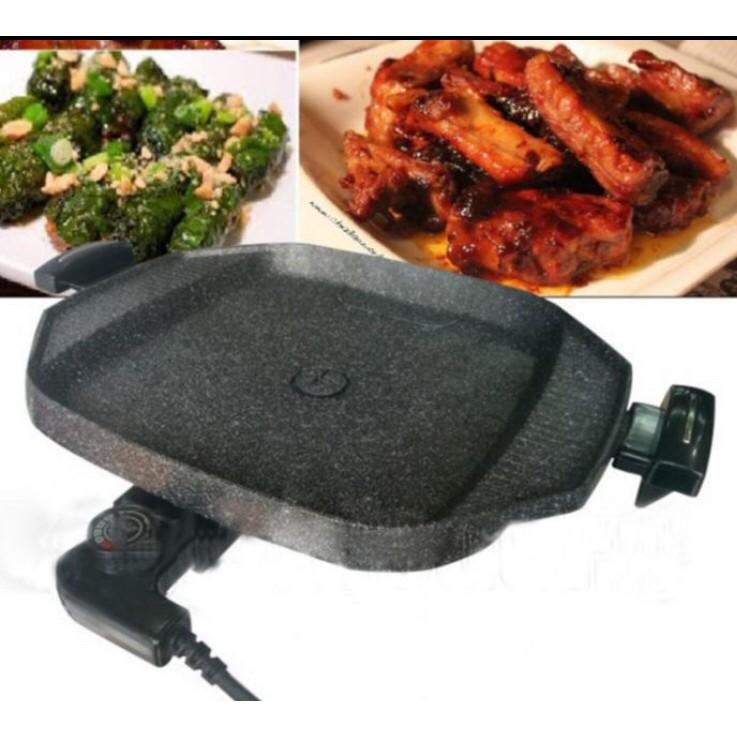 Bếp nướng điện chống dính đa năng LC-918