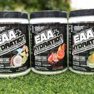 EAA Nutrex tăng có phục hồi cơ bắp cực đỉnh