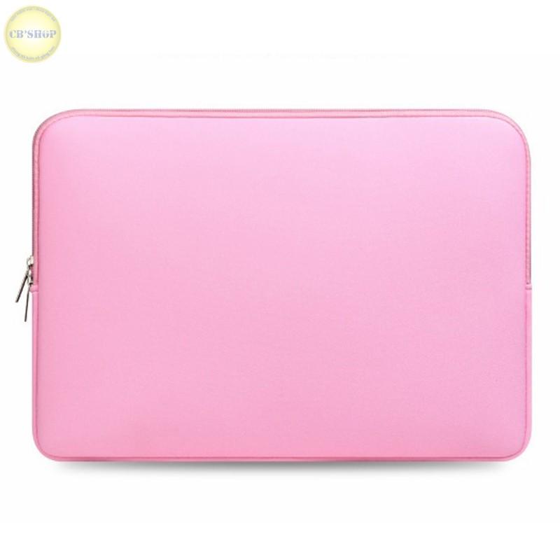 Túi chống sốc Laptop, Macbook 13 inch (Màu Hồng)