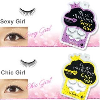 Lông mi gia Ing Lashtoc No Glue Eyelash-0