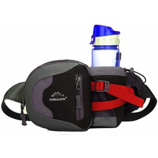 Túi đeo hông đựng đồ dùng, nước chạy bộ, thể thao K69 (Đen)