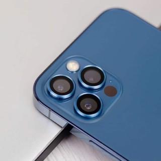 Bộ dán 3 mắt bảo vệ camera IPhone 13 Promax 13 Pro Iphone 12 IPhone 12 ProMax 12 chính hãng KUZOOM cao cấp thumbnail