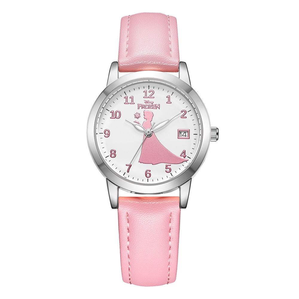 นาฬิกาข้อมือแฟชั่น Frozen Elsa Princess Aisha