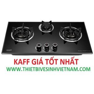 BẾP GA ÂM -3 BẾP KAFF KF-690, HÀNG VIỆT NAM
