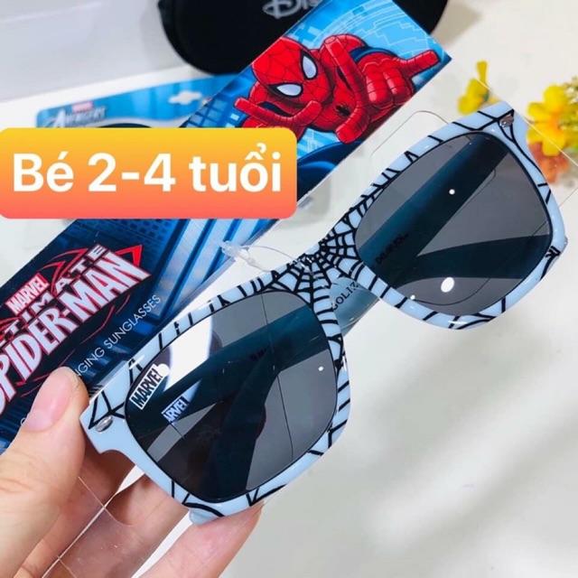 Kính Marvel chuẩn xịn bảo vệ mắt cho bé, size 2-6t
