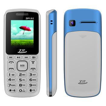 Điện thoại Zip1.8-2 new- Hàng nhập khẩu( Bảo hành 12 tháng)
