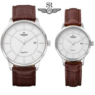 Đồng hồ nam nữ SRWATCH SG3007.4102CV & SL3007.4102CV Mặt kính Sapphire Chống trầy ch thumbnail