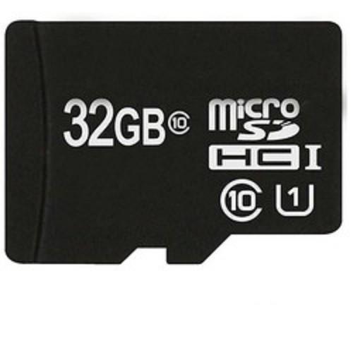 Thẻ nhớ 32gb tốc độ cao chuẩn U3 Class 10 - Thẻ nhớ 32gb.