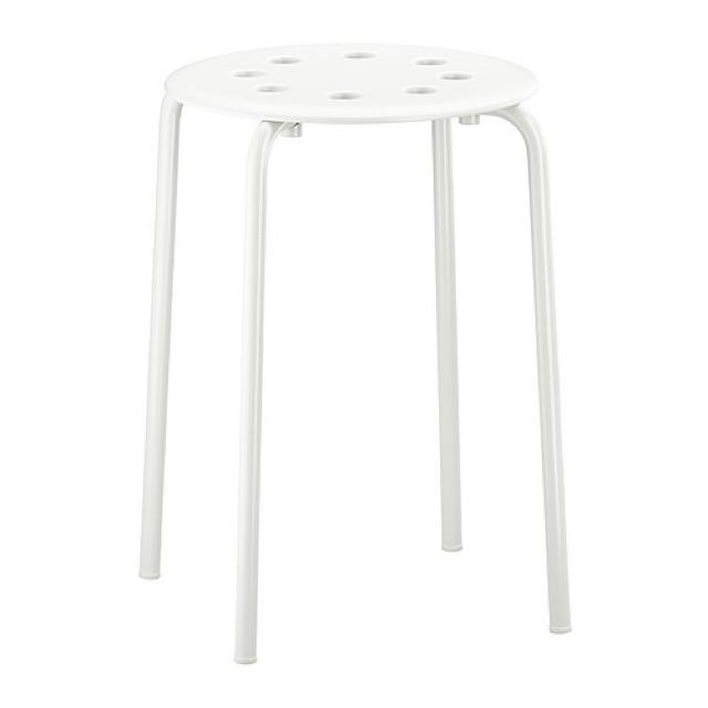 GHẾ ĐẨU IKEA MARIUS 32 x 40 x 45 cm ( TRẮNG ) - 2696056 , 689371833 , 322_689371833 , 235000 , GHE-DAU-IKEA-MARIUS-32-x-40-x-45-cm-TRANG--322_689371833 , shopee.vn , GHẾ ĐẨU IKEA MARIUS 32 x 40 x 45 cm ( TRẮNG )