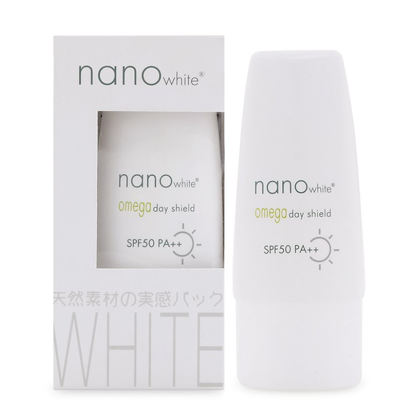 Kem chống nắng dưỡng da Nanowhite SPF50PA++ 35ml